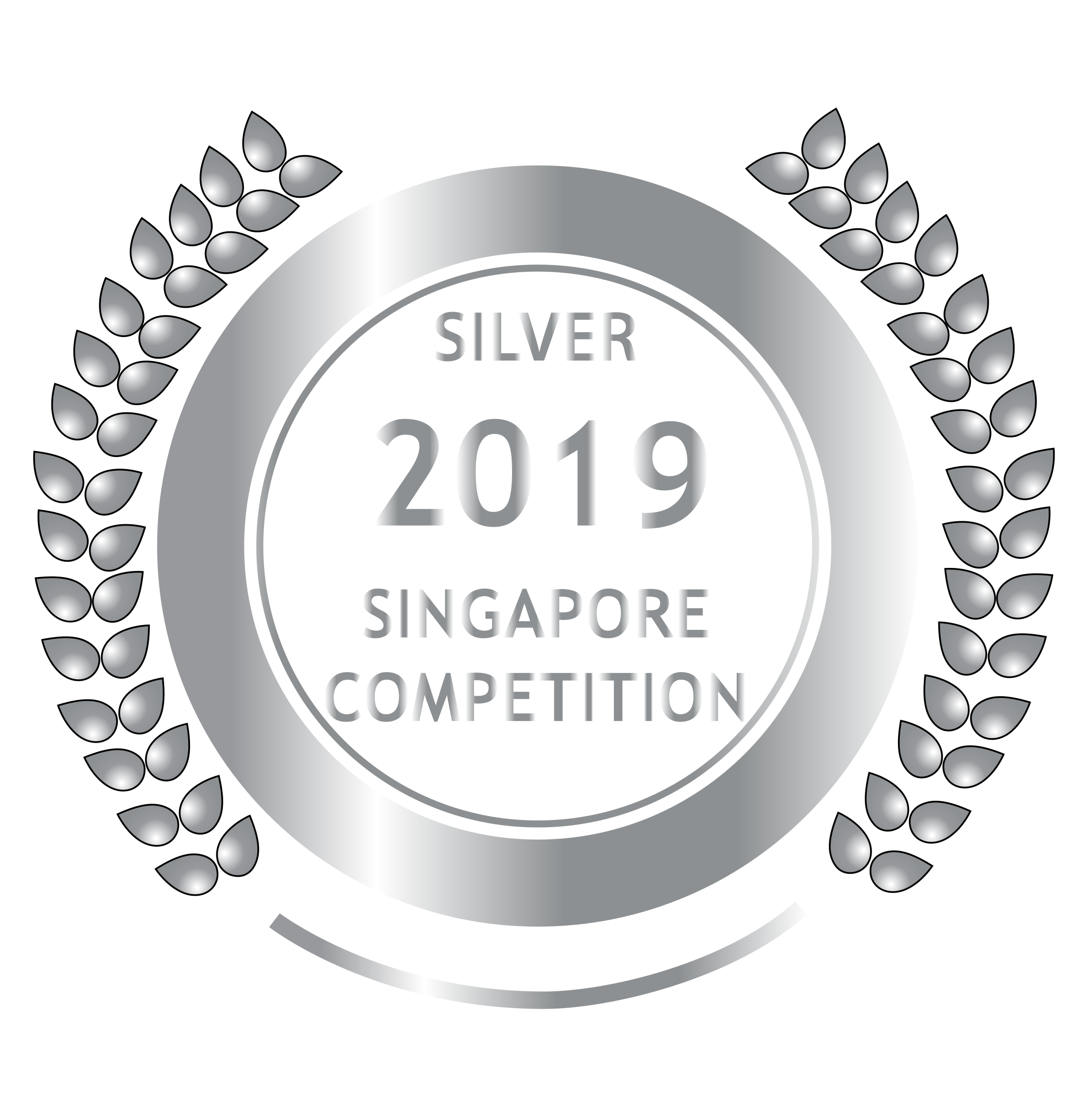 Silver Medal Singapore Awards 2019